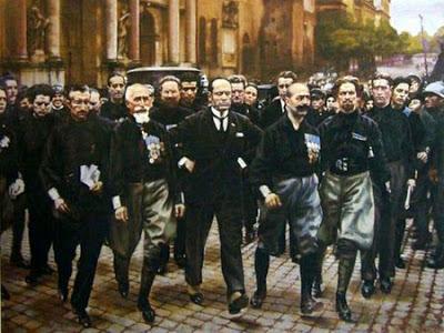 La Roma del Ventennio fascista: la marcia su Roma
