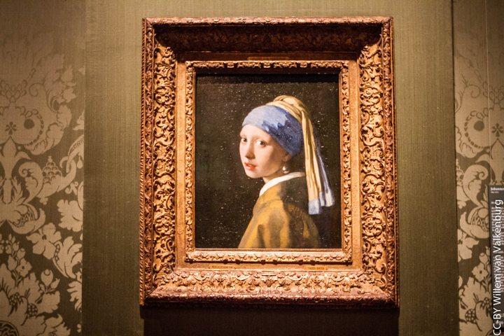 Nelle stanze di Vermeer