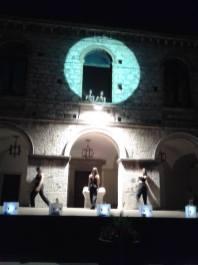 Lo spettacolo di danza, ispirato al romanzo, di Danzarté