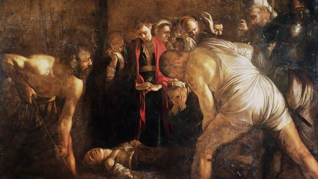 Il viaggiatore Caravaggio a Siracusa