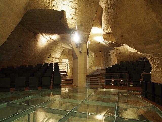 Spazio teatrale Casa Cava, interno