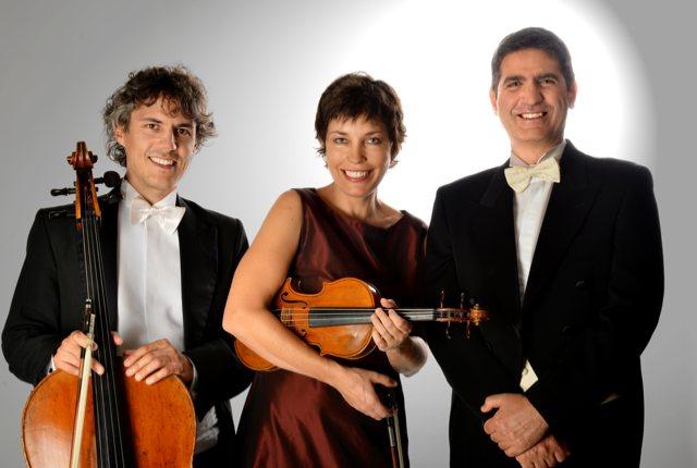 Anche Beethoven si diverte con il Trio des Alpes