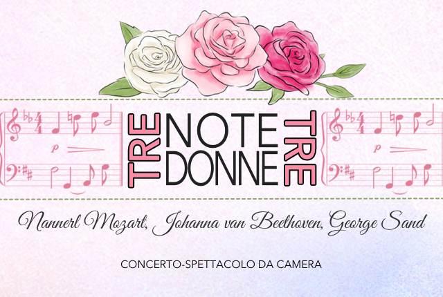 """«Tre note, tre donne». A Lusernetta (TO) per """"Suoni d'Autunno"""""""