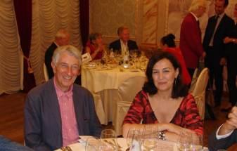 Con Corrado Augias