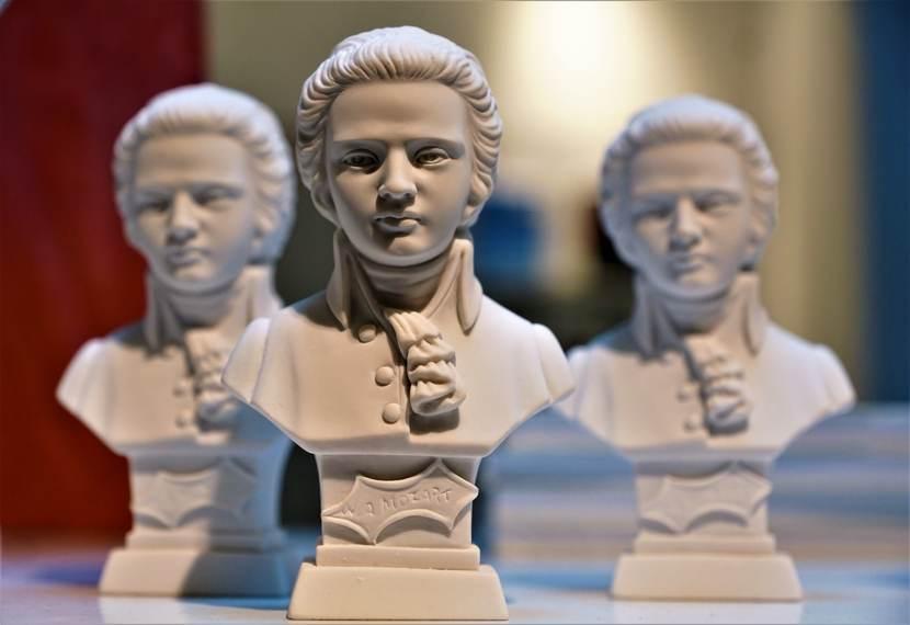 Immagini di Mozart