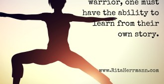 warrior strength learn lesson