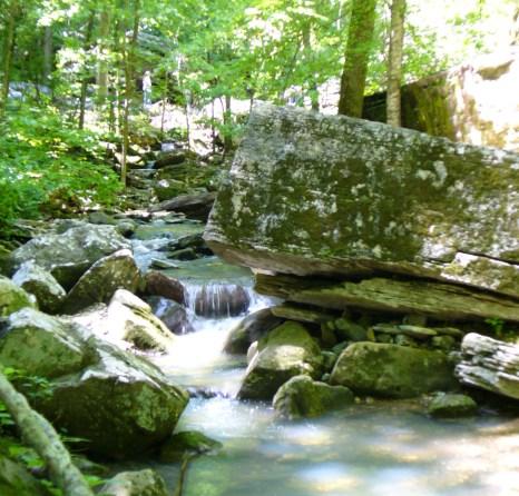creek lost valley