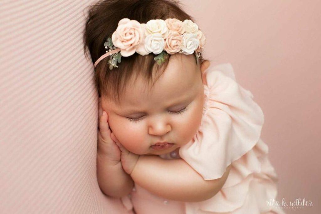 Flower Mound Newborn Photographers