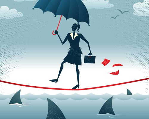 Learning to navigate the teaching tightrope as a women