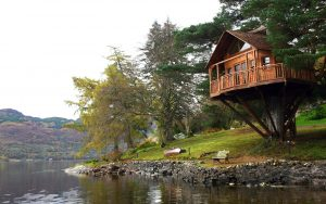 vacanze alternative casa albero