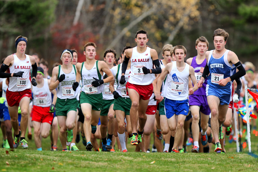 XC Regionals - Boys and Girls Teams Qualified for State