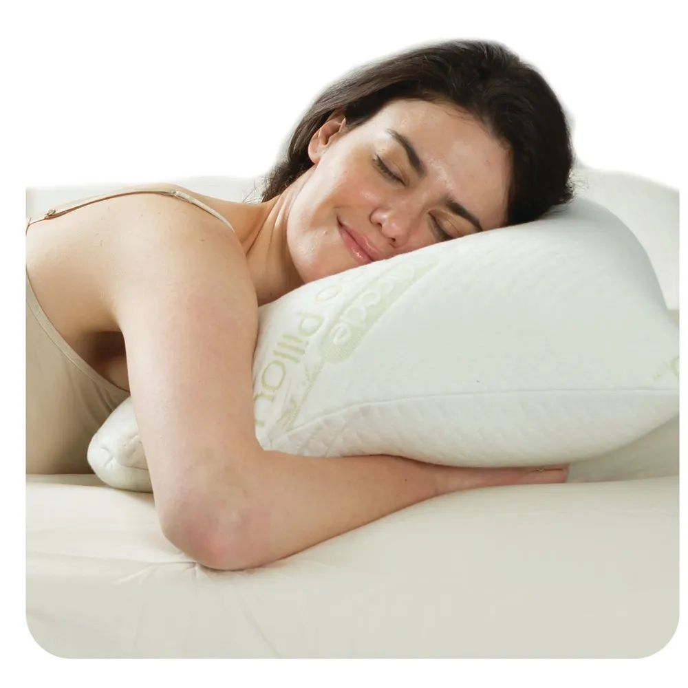 as seen on tv miracle bamboo pillow