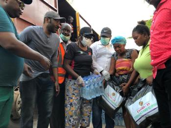 Rite Foods Limited Supports Lagos State in fight against COVID-19