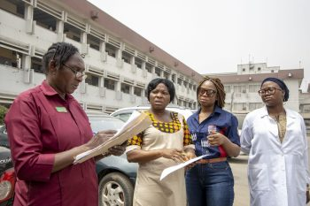Valentine's Day is a day that marks the celebration of love. More often than not, the love that's usually celebrated is between romantic couples and lovers. For us at Rite Foods Limited, Corporate Social Responsibility (CSR) is always at the heart of what we do. Therefore, on Valentine's day, we visited Igbobi Orthopedic Hospital at Yaba, to celebrate love with the patients as well as the care givers.