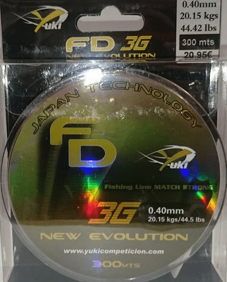 Yuki FD 3G New Evolution Line