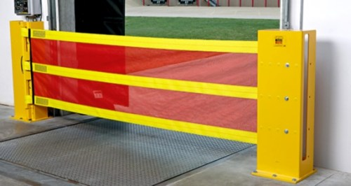 Dock guarding photo trend ideas loading dock safety barriers rite hite publicscrutiny Gallery