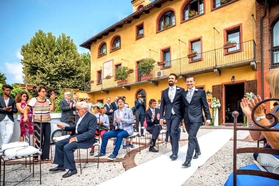 Reportage matrimonio - RITI & MITI - Torino