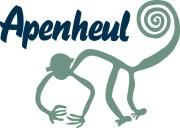 Logo van Aapstaartjes Maatjesdag in de Apenheul