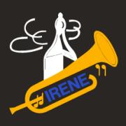 Logo van Christelijk Fanfarekorps Irene Hasselt