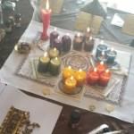 Magico rituale delle sette influenze planetarie
