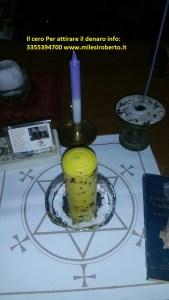 Magico cero ritualistico