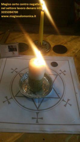 Tempio Magico magia operativa Salomonica