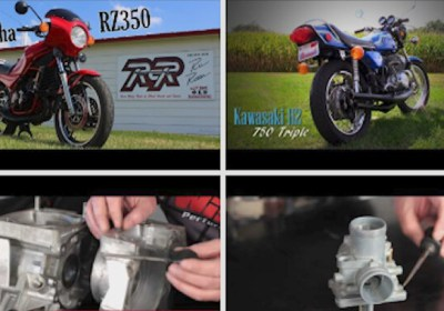 Video Gallery of videos by and for Ritter Cycle Racing Inc.