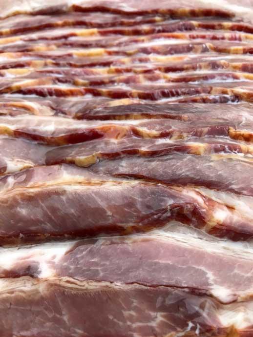 Berkshire Hickory-Smoked, Sugar-Cured Bacon