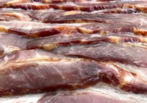 Berkshire Hickory-Smoked, Sugar-Cured Bacon