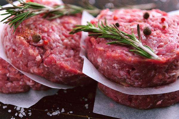 Non-GMO Grass Fed Ground Beef