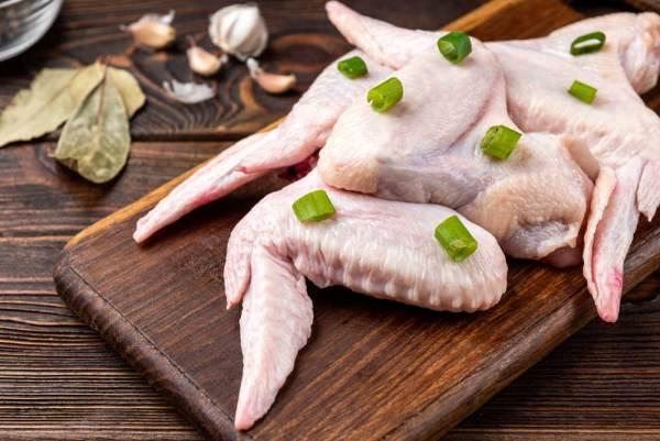 Non-GMO Pastured Chicken Wings