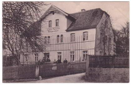 Caffee Morgenstern ca 1927