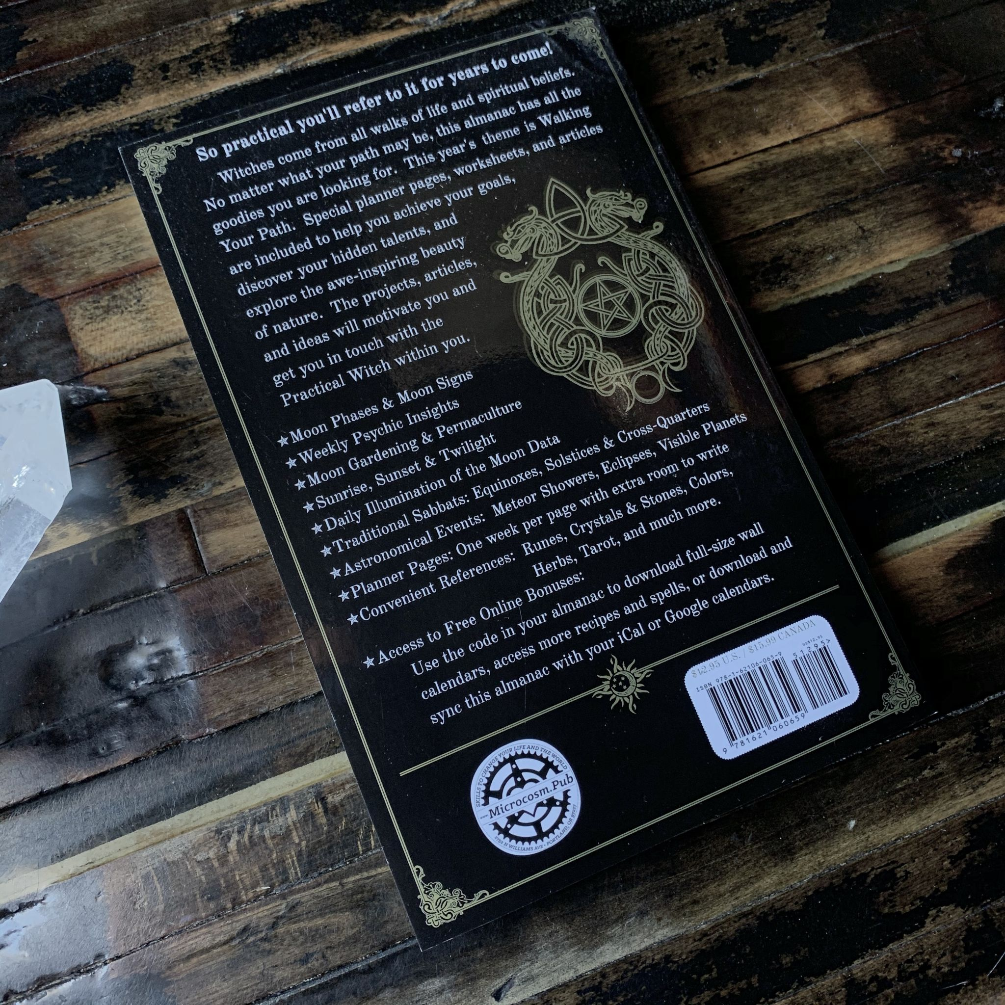 The Practical Witch S Almanac