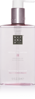 The Ritual of Sakura Renewing Treat Gift Set Review | The Ritual of Sakura Blossoming Hand Wash