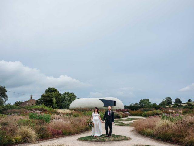 Wedding at Radic Pavillion, Somerset. Photo credits @instaweddinguk