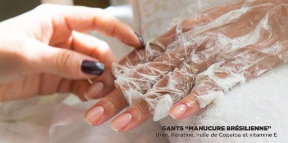 soin intensif pour les mains