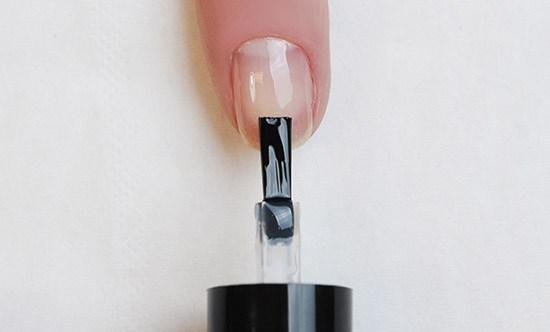 Préparation vernis permanents - Rituel Manucure
