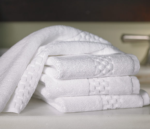 Ritz Carlton Hotel Shop Washcloth Luxury Hotel Bedding