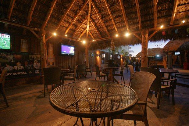 The Ritz Club Tour on Palapa Bar Backyard id=89592