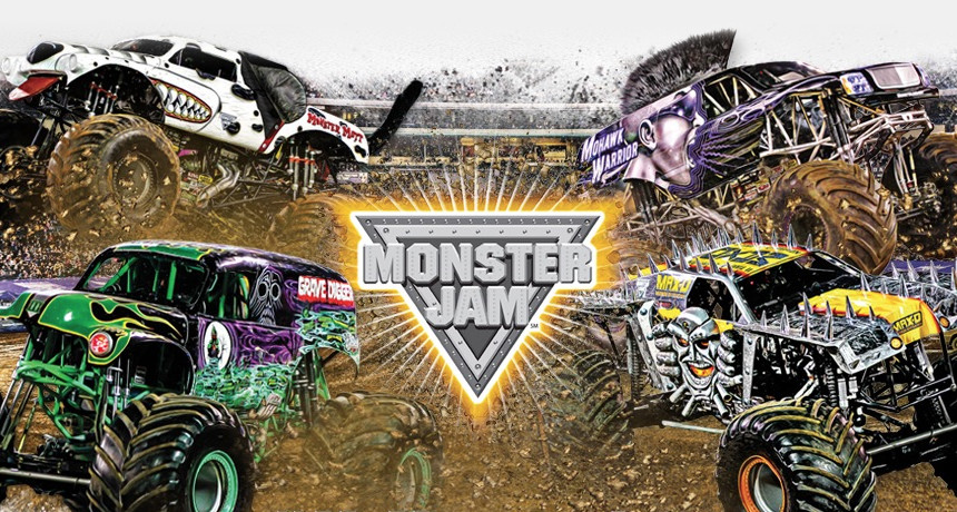 monster jam limousine service to bc