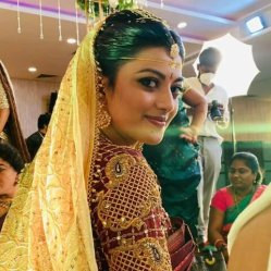 In Pics Kayal Anandhi And Socrates Tied The Knot In Warangal (1) (1)
