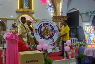 Year of Saint Joseph declared by Holy Father Pope Francis<br> By Juliana Sridhar