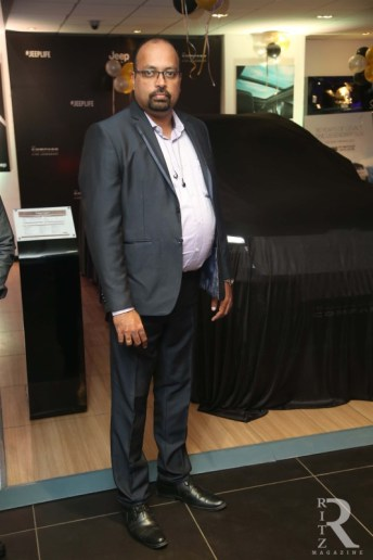 Grand Launch Of Jeep Compass In VTK Automobiles Showroom, Chennai (1)
