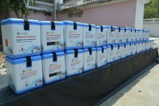 Rotary Club Of Madras Helps In Providing Necessary Infrastructure To Safely Transport Vaccines Across Tamil Nadu (3)