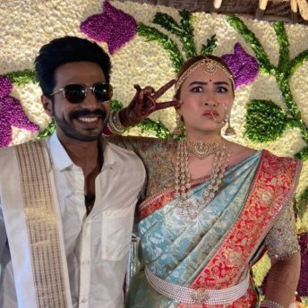 Vishnu Vishal Ties The Knot With Jwala Gutta (1)
