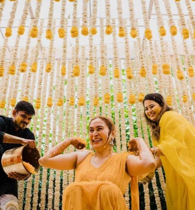 Vishnu Vishal Ties The Knot With Jwala Gutta (3)