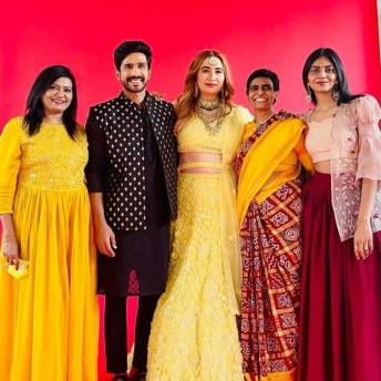 Vishnu Vishal Ties The Knot With Jwala Gutta (6)