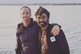 Dhanush Begins Shooting For The Gray Man In California (1)