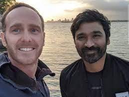 Dhanush Begins Shooting For The Gray Man In California (2)