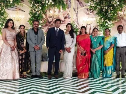 Saranya Ponvannan's Daughter Priyadarshini Gets Hitched (6)
